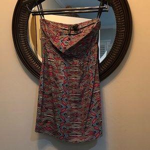 Full Tilt Strapless Dress